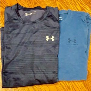Under Armour Athletic Tees